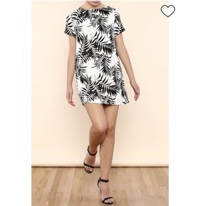 Lucy love | Loveriche | Charlotte Palm Leaf Dress